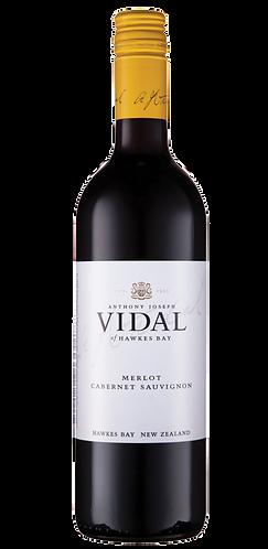 Vidal Estate Merlot/Cabernet Sauvignon [2014]