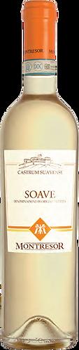 Montresor Castello Di Soave Castrum Suavense [2015]