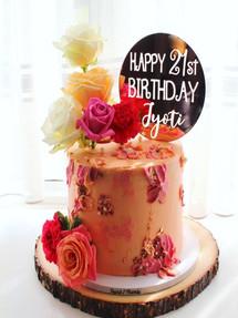 Celebrations, Celebration Cake