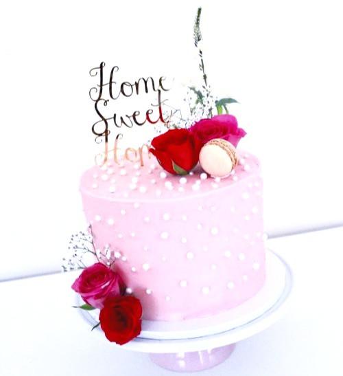 how to make sugar free cake