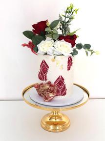 Rose Bunch, Celebration Cake