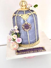 Queen Crown, Celebration Cake