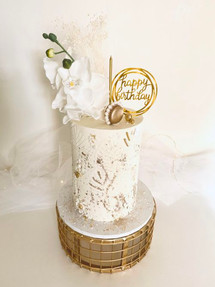 White Lily, Celebration Cake