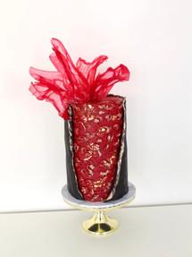 Red Blouse, Celebration Cake