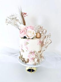 Sail with Elegance, Celebration Cake
