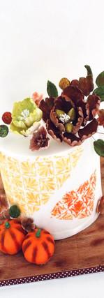 Home Made Celebration Cake