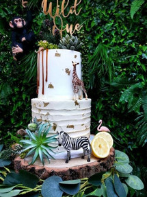 Forest Party, Celebration Cake