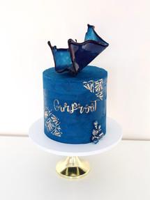 Blue Sail, Celebration Cake
