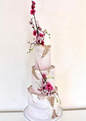wedding cakes in London