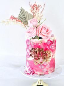 Sitting Pretty, Celebration Cake