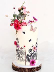 Enchanted Garden, Celebration Cake