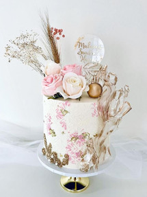 Elegance, Birthday Cake