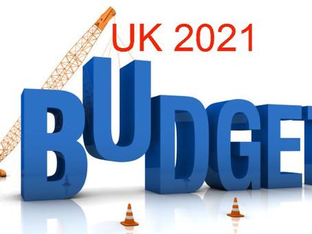 UK Budget 2021 Highlights