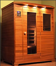 Sauna at Optimal Health Center.webp