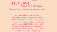Self Love Yoga Workshop