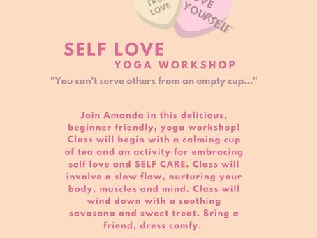 Self Love Yoga Workshop