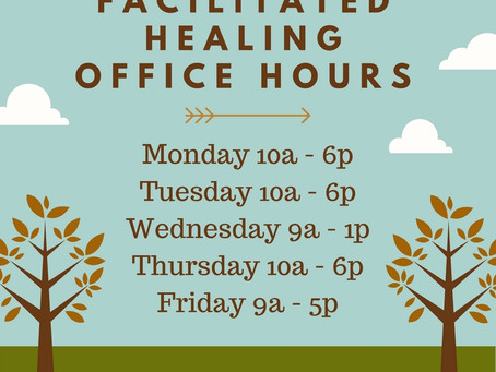 Office and Treatment Hours