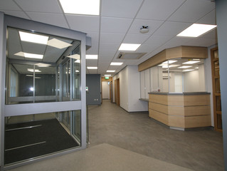 Completed Healthcare Project - Catherine House Surgery