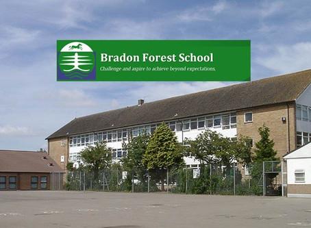 CIF Funding Awarded to Bradon Forest School, Swindon