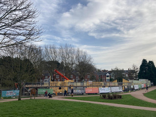 Update on Park Life, Heavitree