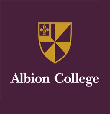 Albion College Emblem