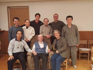 한국-일본 공동체 원장 모임