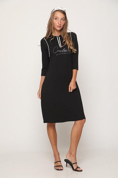 Nursing midi modest  gown