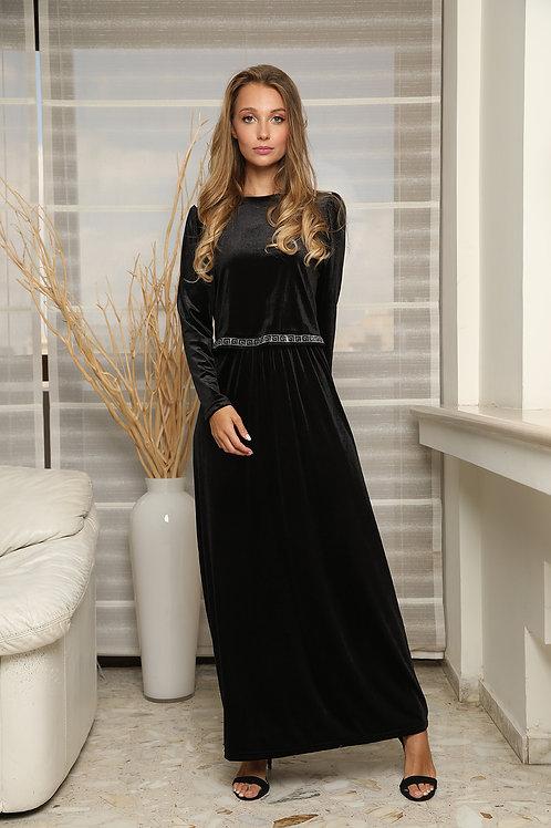 Modest Shabat robe with daimonds