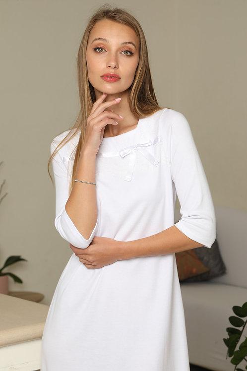 Modest bride gown-Celine