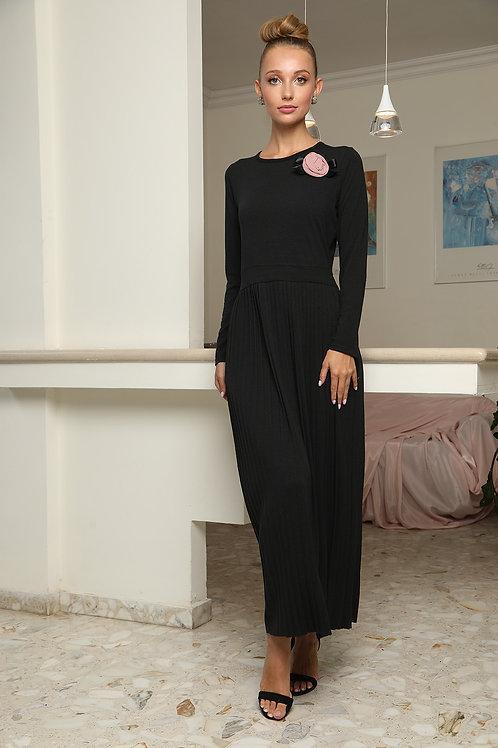 Pleated home dress