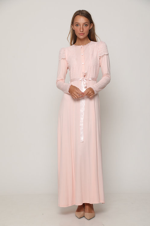 Modest gown for brides