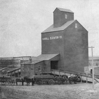 Cargill, 1865, USA
