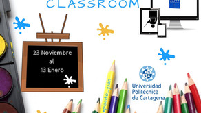 Curso Flipped Classroom en el aula virtual de la UPCT