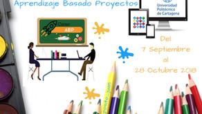Curso de ABP en el aula virtual de la UPCT
