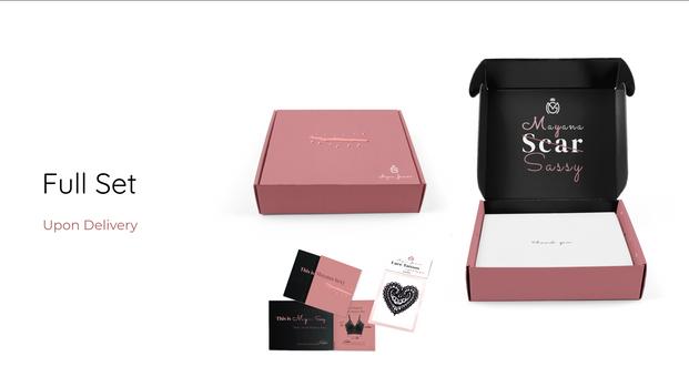 Mayana Genviere Package Design