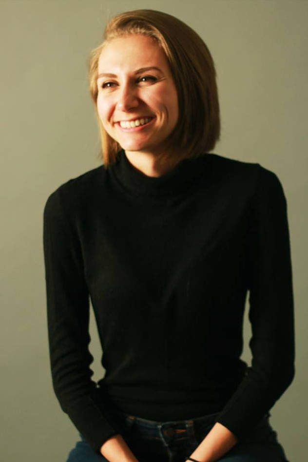 """""""OCAD U Let's talk"""" -  Meg Robson"""