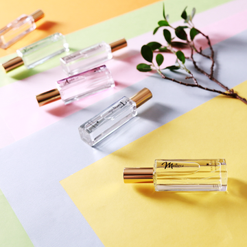 MATIEU Perfume Package Design