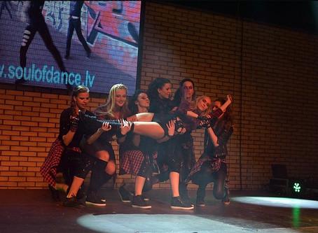 """""""Soul of Dance"""" viesojas konkursā """"Clubdance LV"""""""