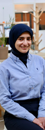 Aya Mouqed.   Engineer fintech intern
