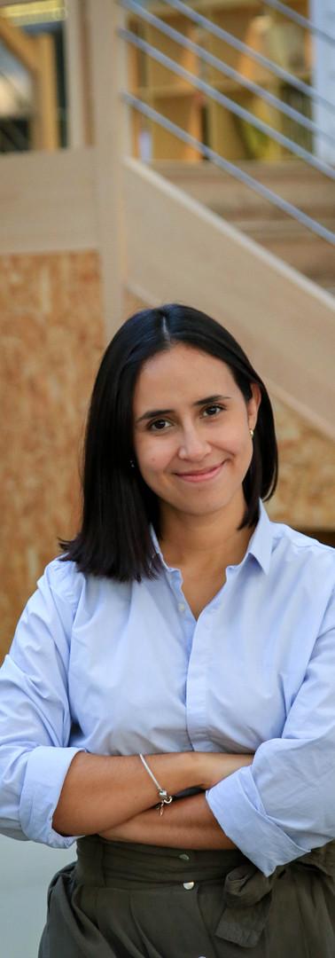 Salomé Hernández.      Business Developer