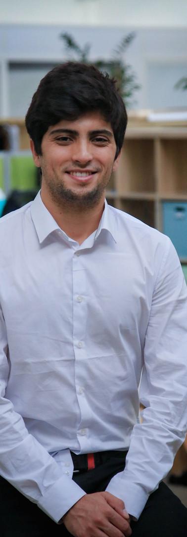 Walid Maaroufi.     Fintech engineer