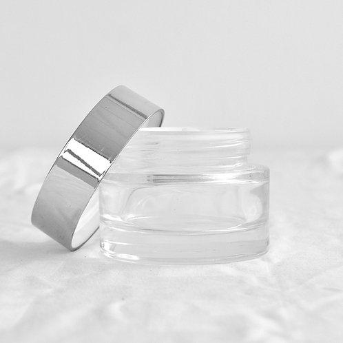 GLASS JAR x50 grs