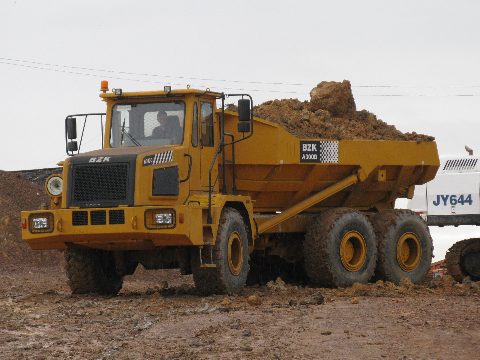 A300D矿山2