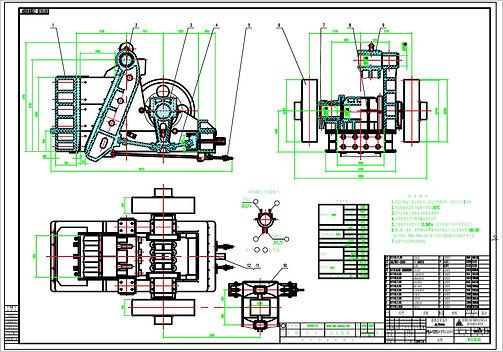 Сборочный чертеж PEJ1215 (аналог СМД118)