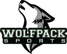Wolf logo green in words.png