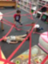 Kangaroos @ Airport Learning Tree