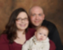 Kansas City Massage Therapist, Lindsey Krout, and Family