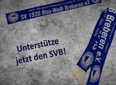 Unterstütze den SVB!