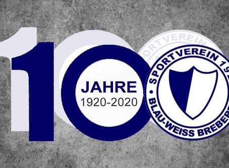 Update Jubiläum: Verschiebung des Festabends auf 2021