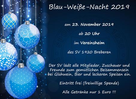 Blau-Weiße-Nacht 2019